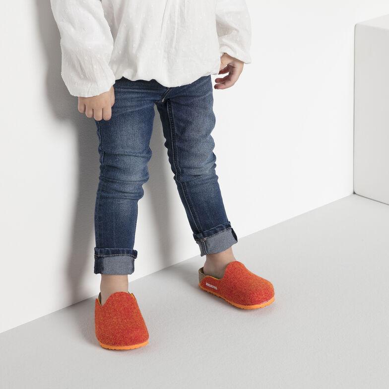 Amsterdam Felt Doubleface Orange