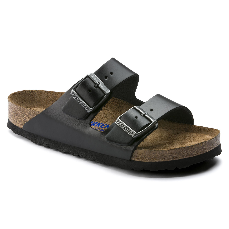 589405b4145 Arizona Oiled Leather Amalfi Black