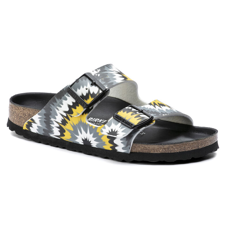 Arizona Birko-Flor Tie Dye Gray