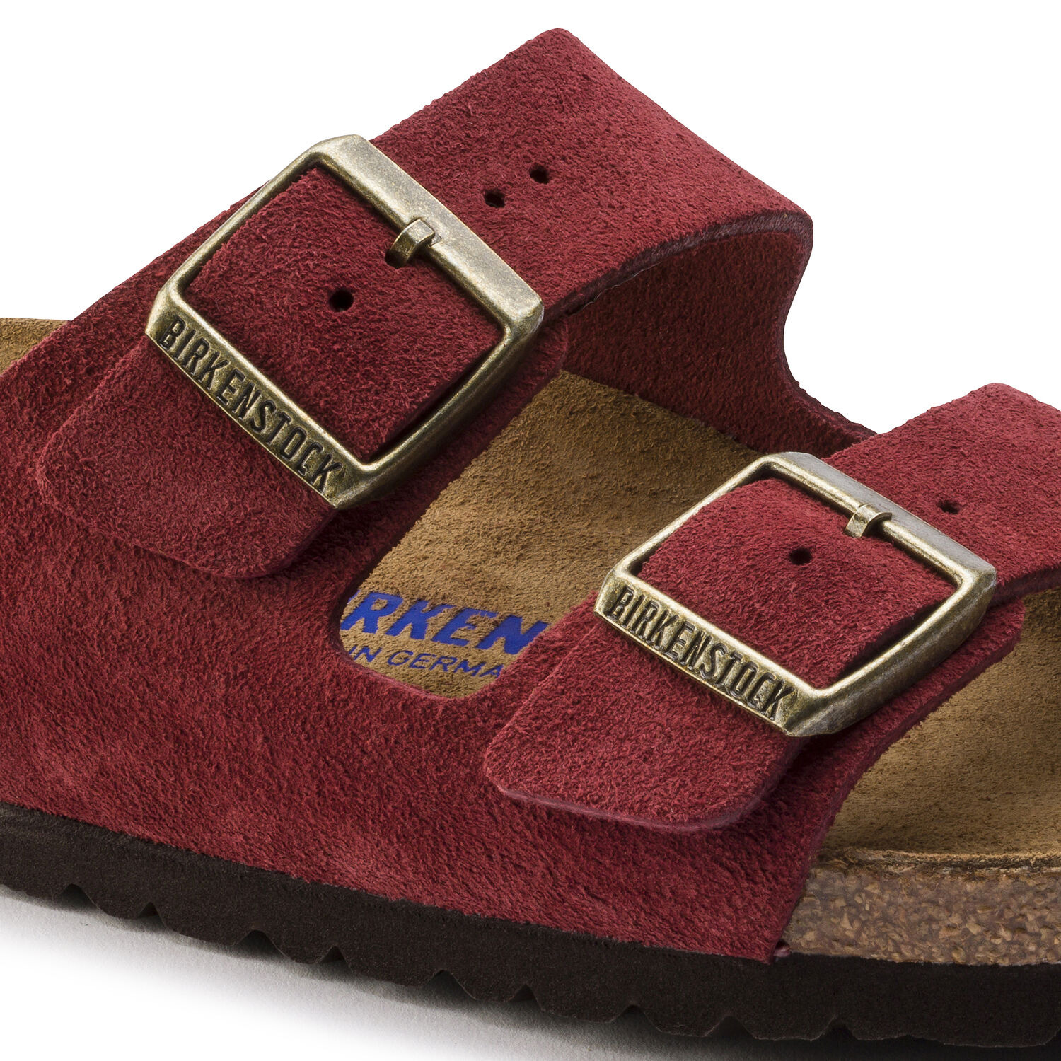Arizona Suede Leather