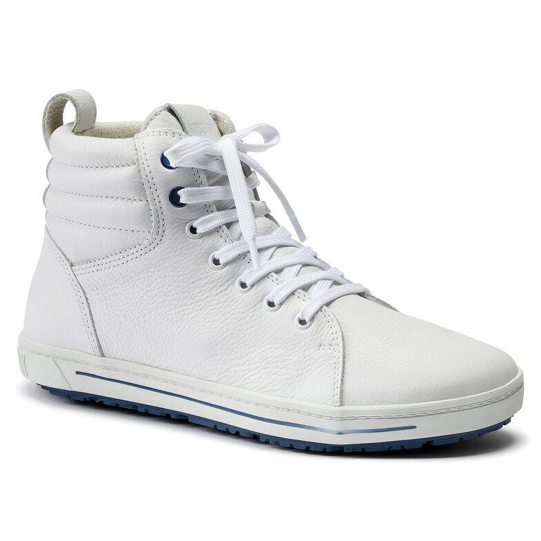 QO Natural Leather White