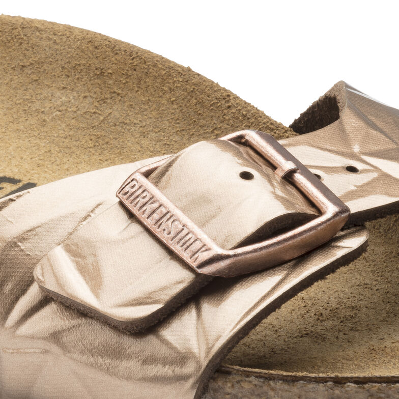 Madrid Natural Leather Spectral Copper