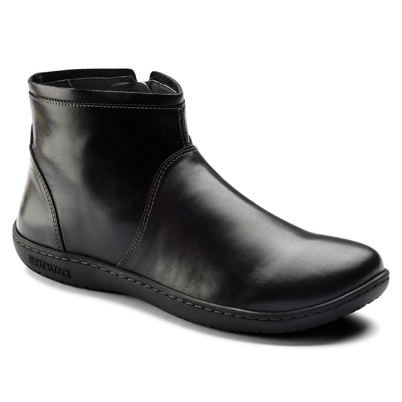 Bennington Natural Leather Black