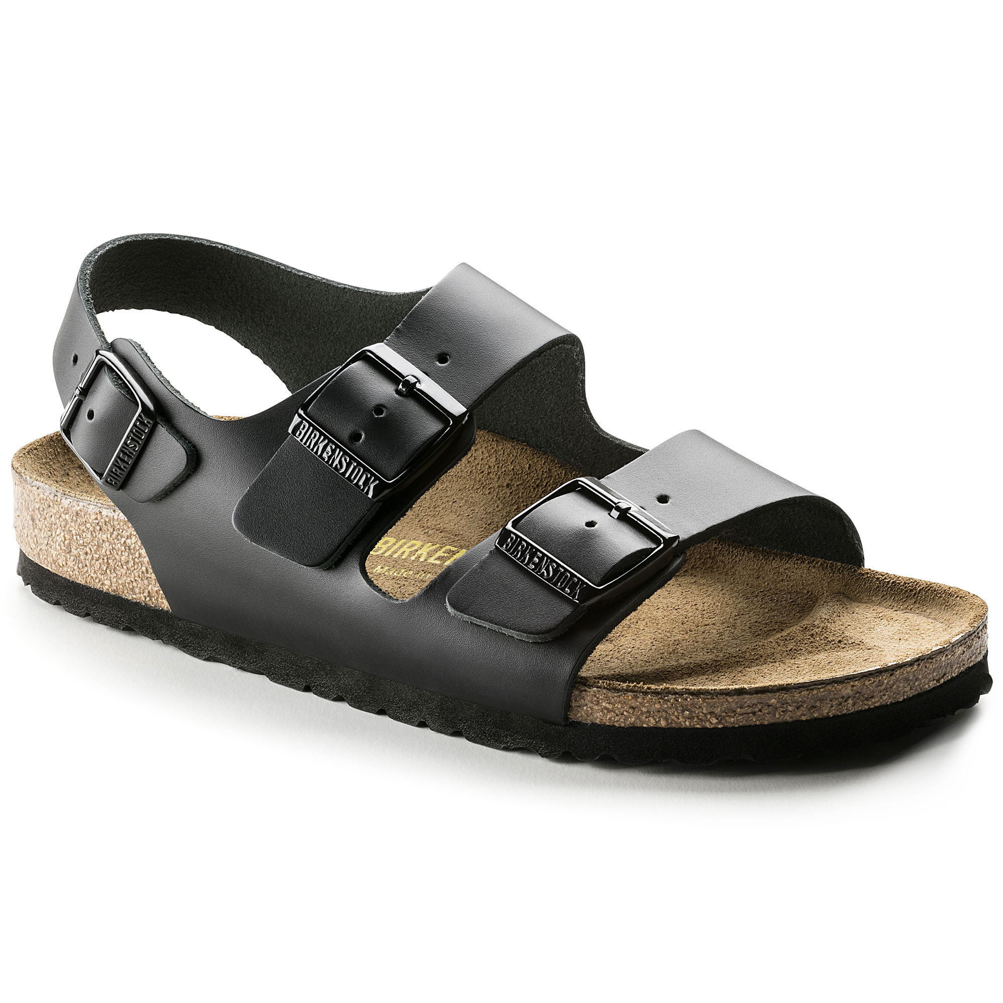 birkenstock herren zweiriemer sandale leder 42