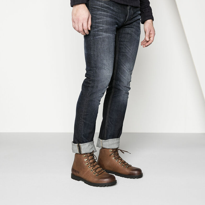 Hancock Natural Leather