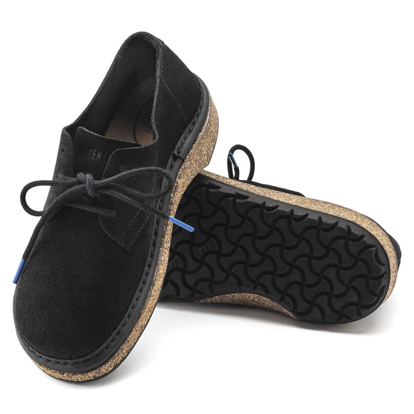 Gary Kids Natural Leather/Suede