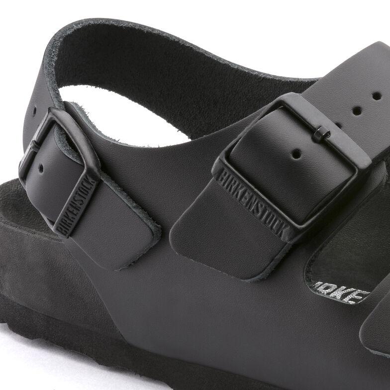 Milano Natural Leather Black