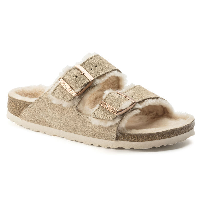 Arizona Suede Leather Nude