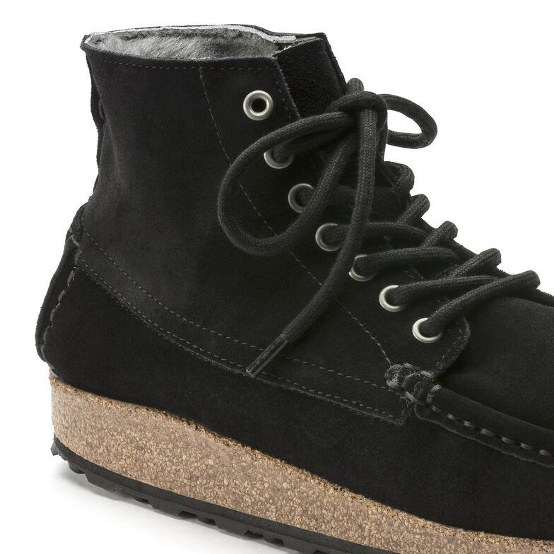Marton Suede Leather