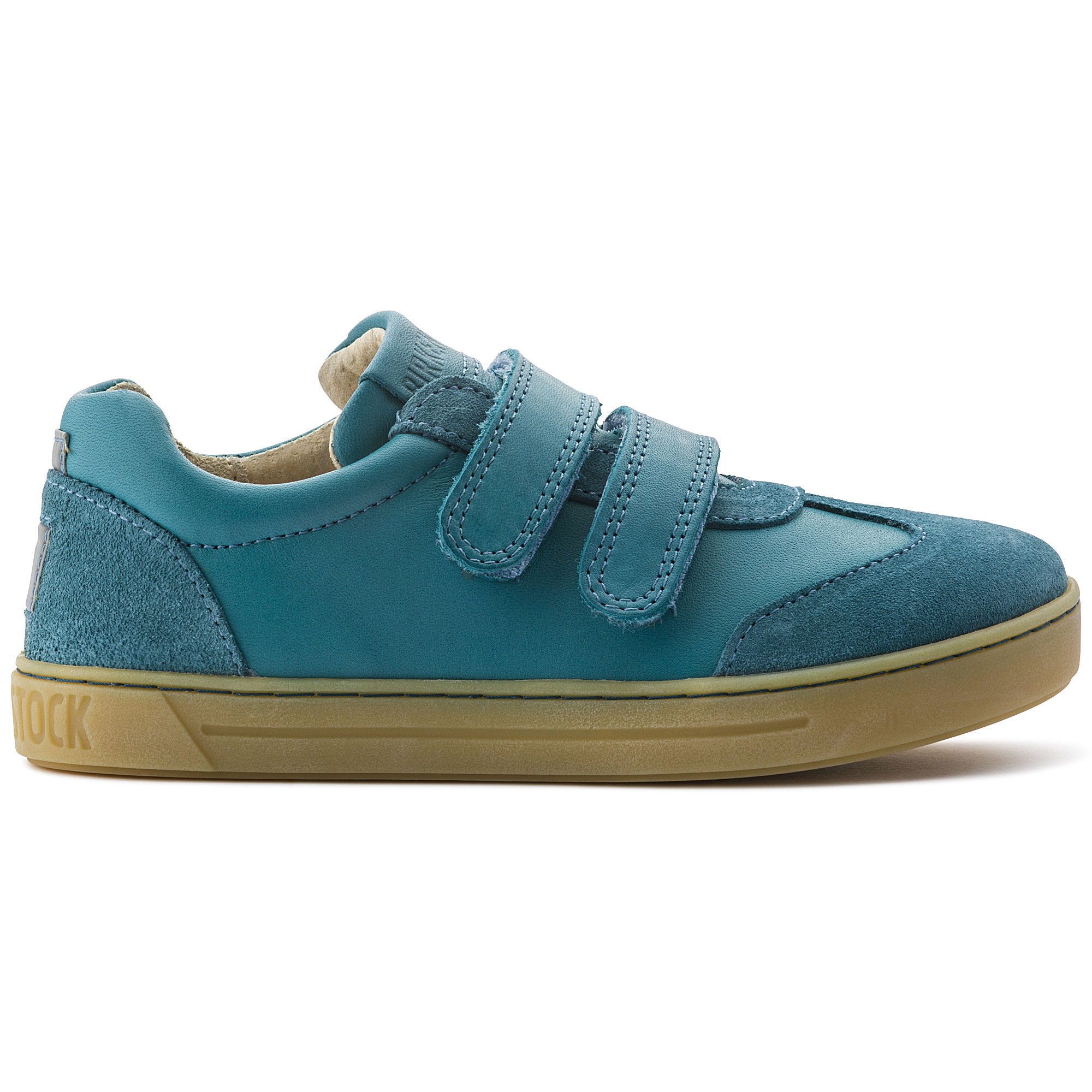 Davao Suede Leather Petrol