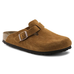 178c91133f2 Boston Suede Leather
