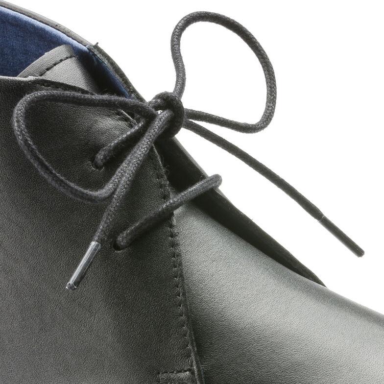 Flen Natural Leather Black