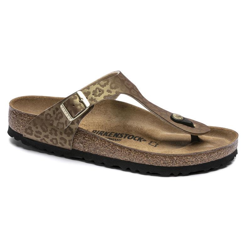 Gizeh Birko-Flor Leopard Gold