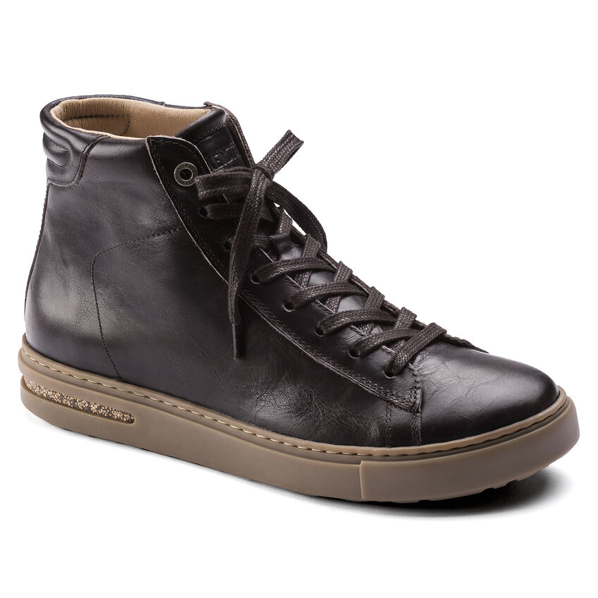 Bend Mid Natural Leather