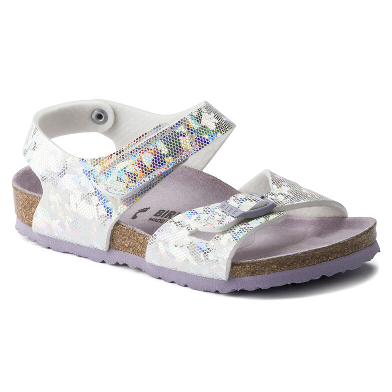 Colorado Kids Synthetics Hologram Silver Lavender