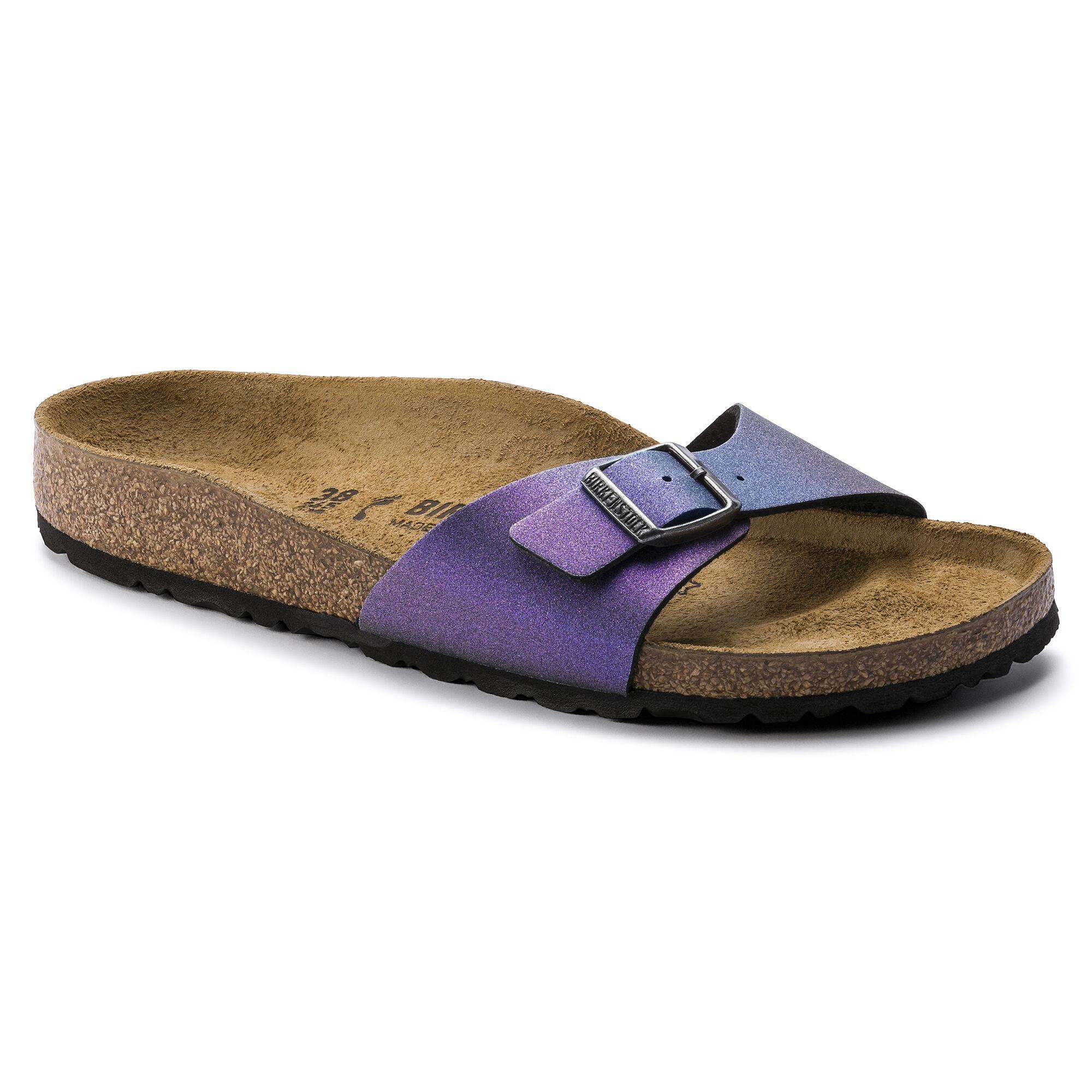 Purple Birkenstock Zurich Stores Fitting Guide | Portal for