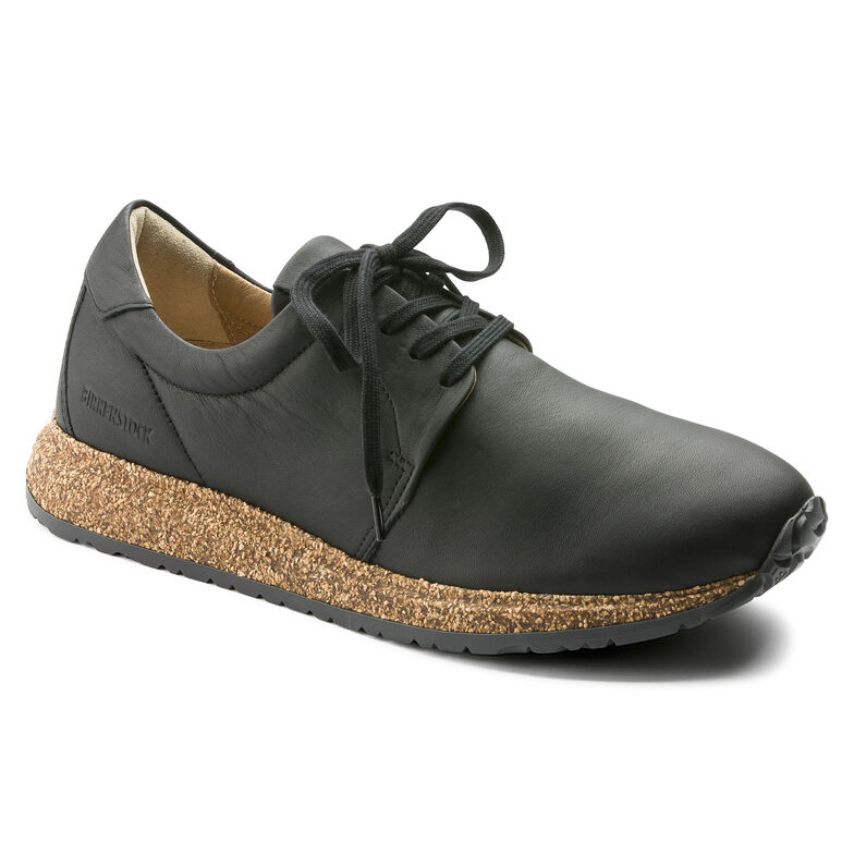 Wrigley Natural Leather Black