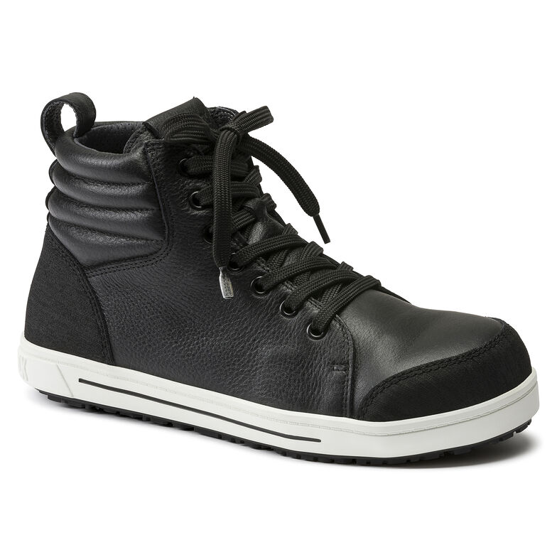 QS Natural Leather Black