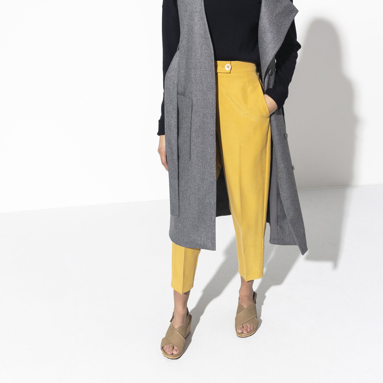 Samira Nubuck Leather