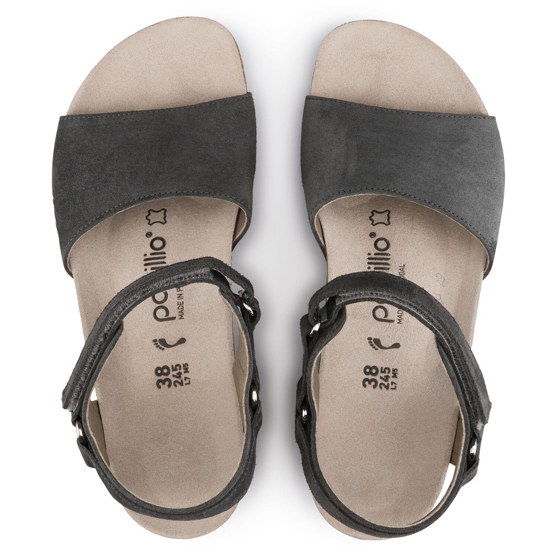Eve Suede Leather/Stretch