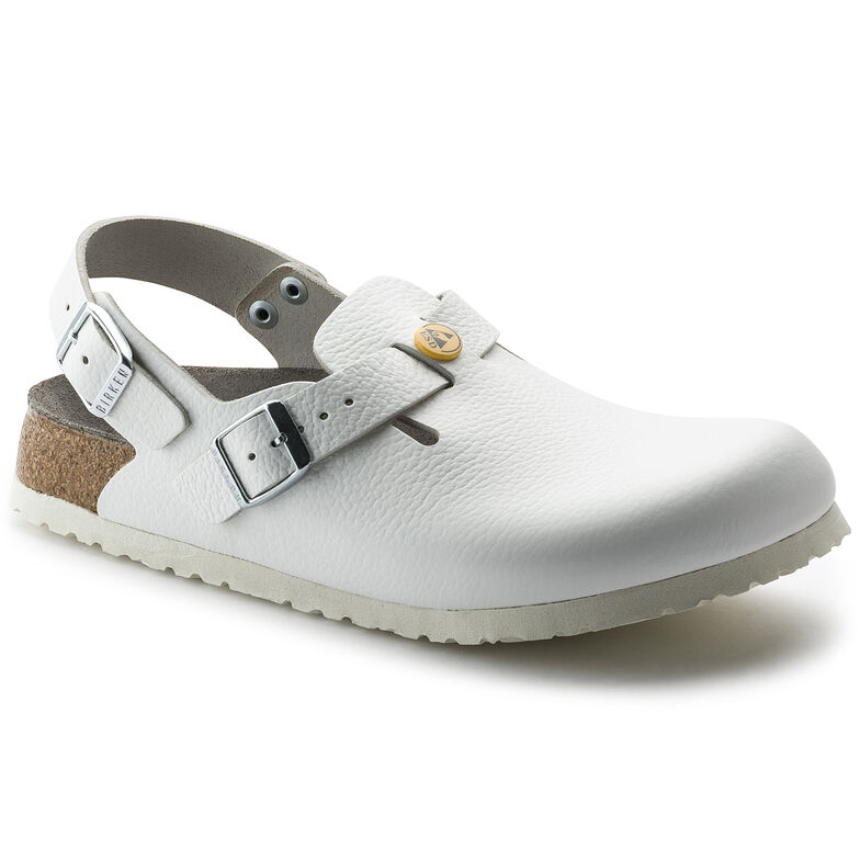 Tokio Natural Leather White