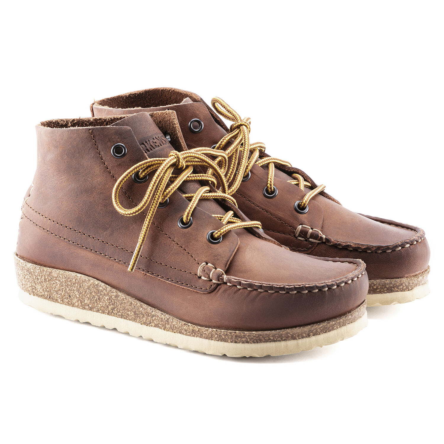 Marton Kids Oiled Leather