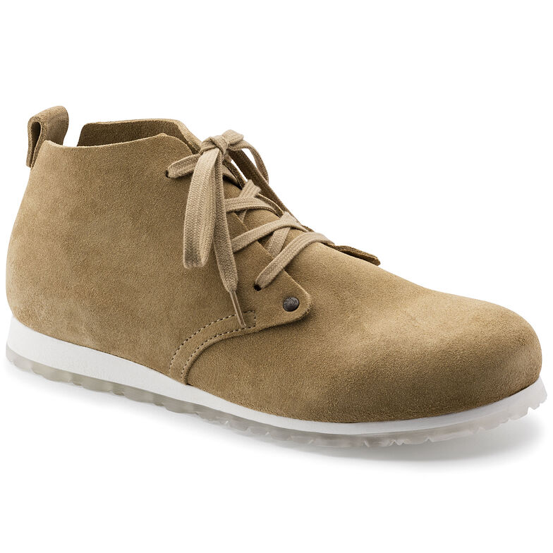 Dundee Plus  Suede Leather Sand