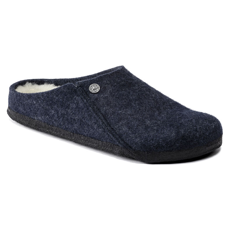 Zermatt Wool Felt Dark Blue