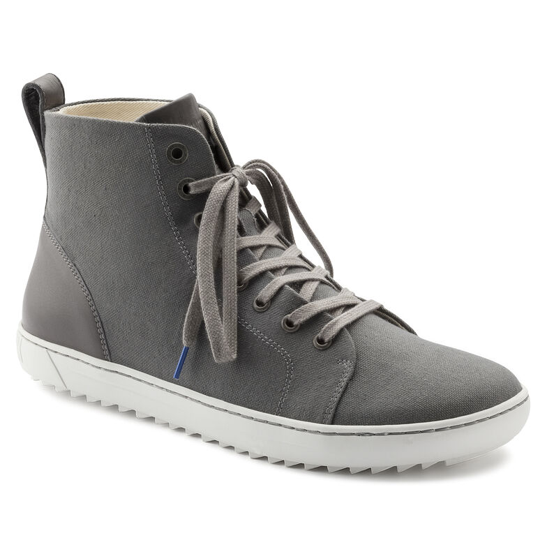 Bartlett Natural Leather/Textile Grey