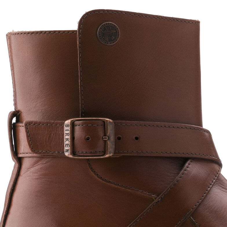 Collins Natural Leather Cuoio