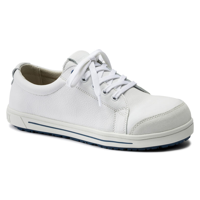 QS Natural Leather White