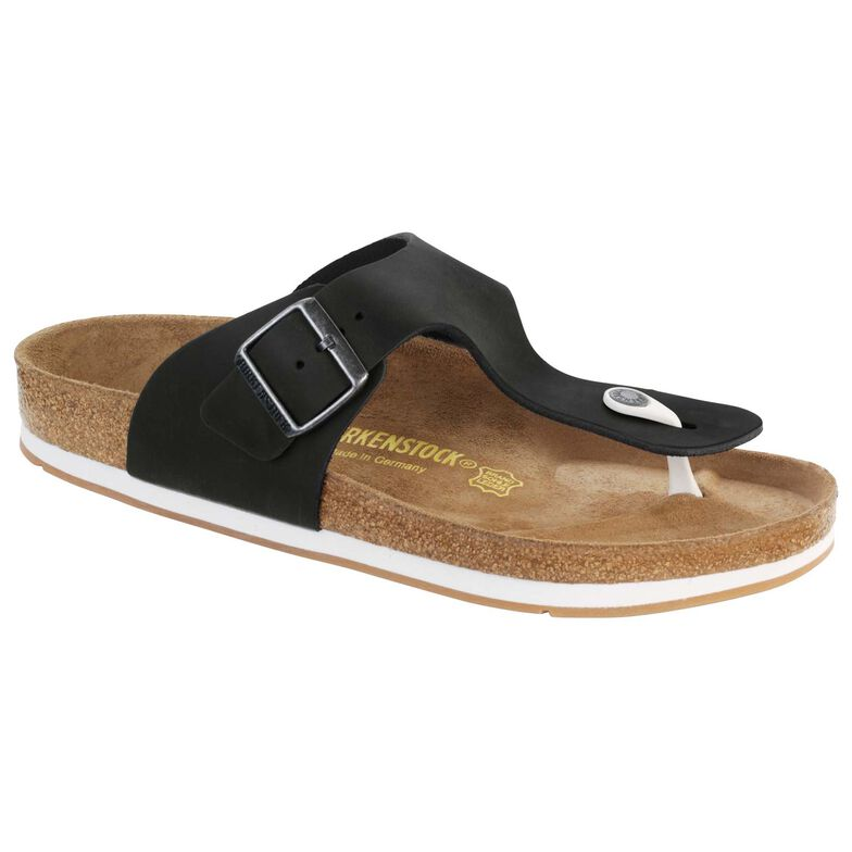 Ramses Oiled Leather Black