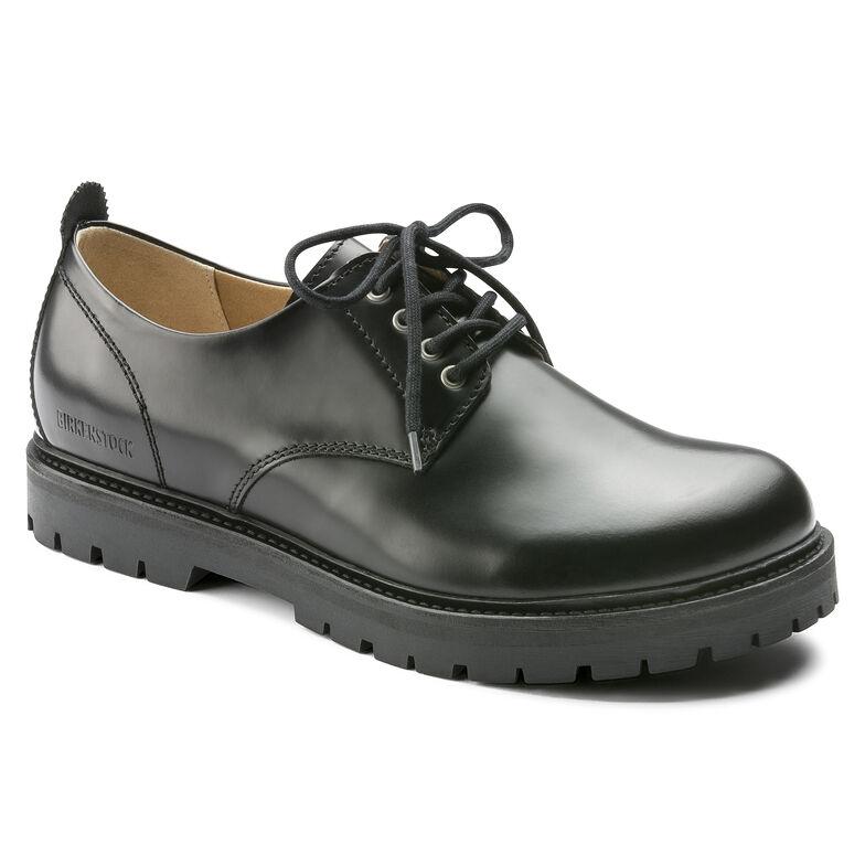 Kleifar Natural Leather Black