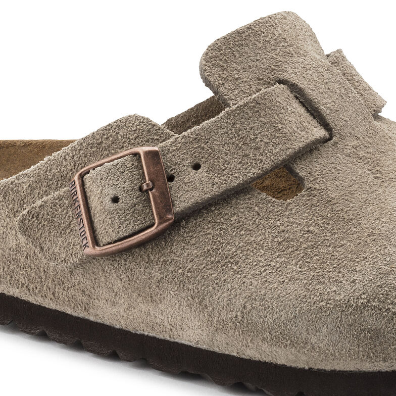 Boston Suede Leather トープ