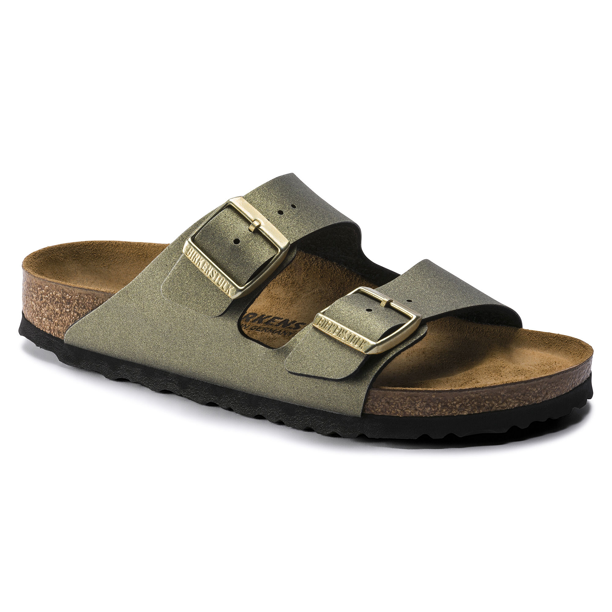 BIRKENSTOCK TAORMINA WOMEN'S THONGUE SANDALS MOCHA