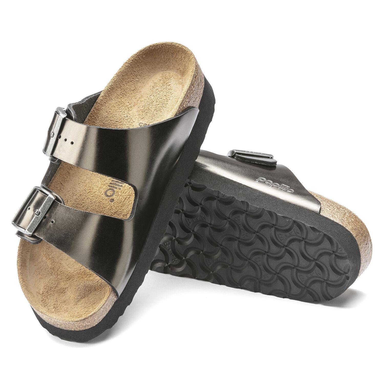 Arizona Platform  Natural Leather