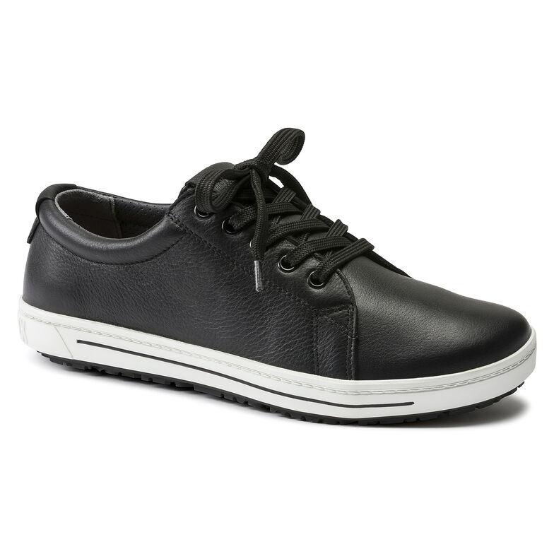QO Natural Leather Black
