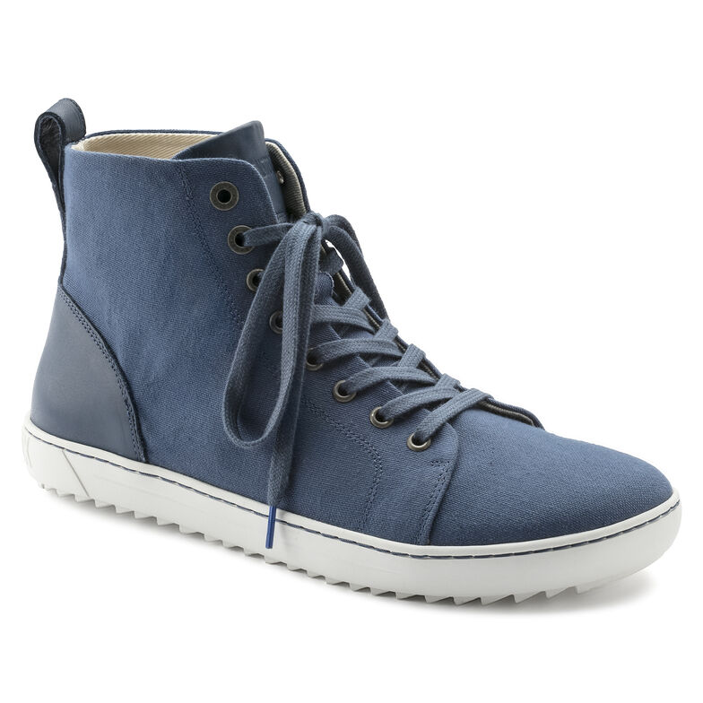 Bartlett Natural Leather/Textile Navy