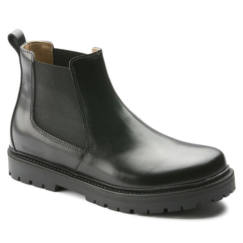 Stalon Natural Leather ブラック