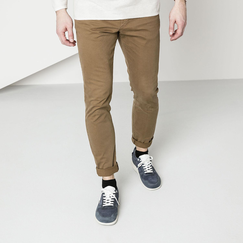 Cotton Sole Sneaker