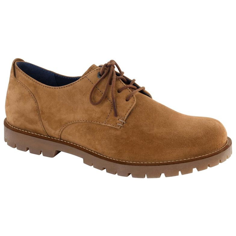 Gilford Suede Leather Sahara