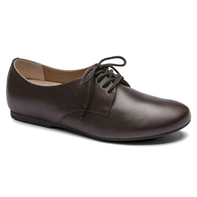 Saunders Natural Leather Brown
