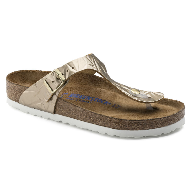 Gizeh Natural Leather Spectral Platinum