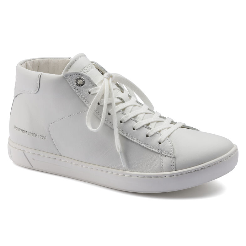 Natural Leather White