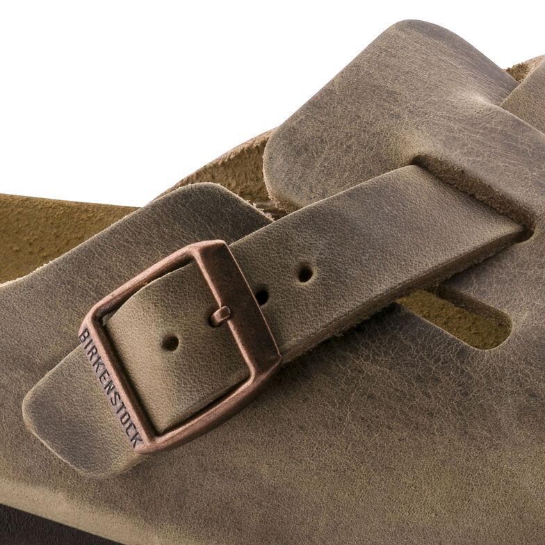 Boston Oiled Leather