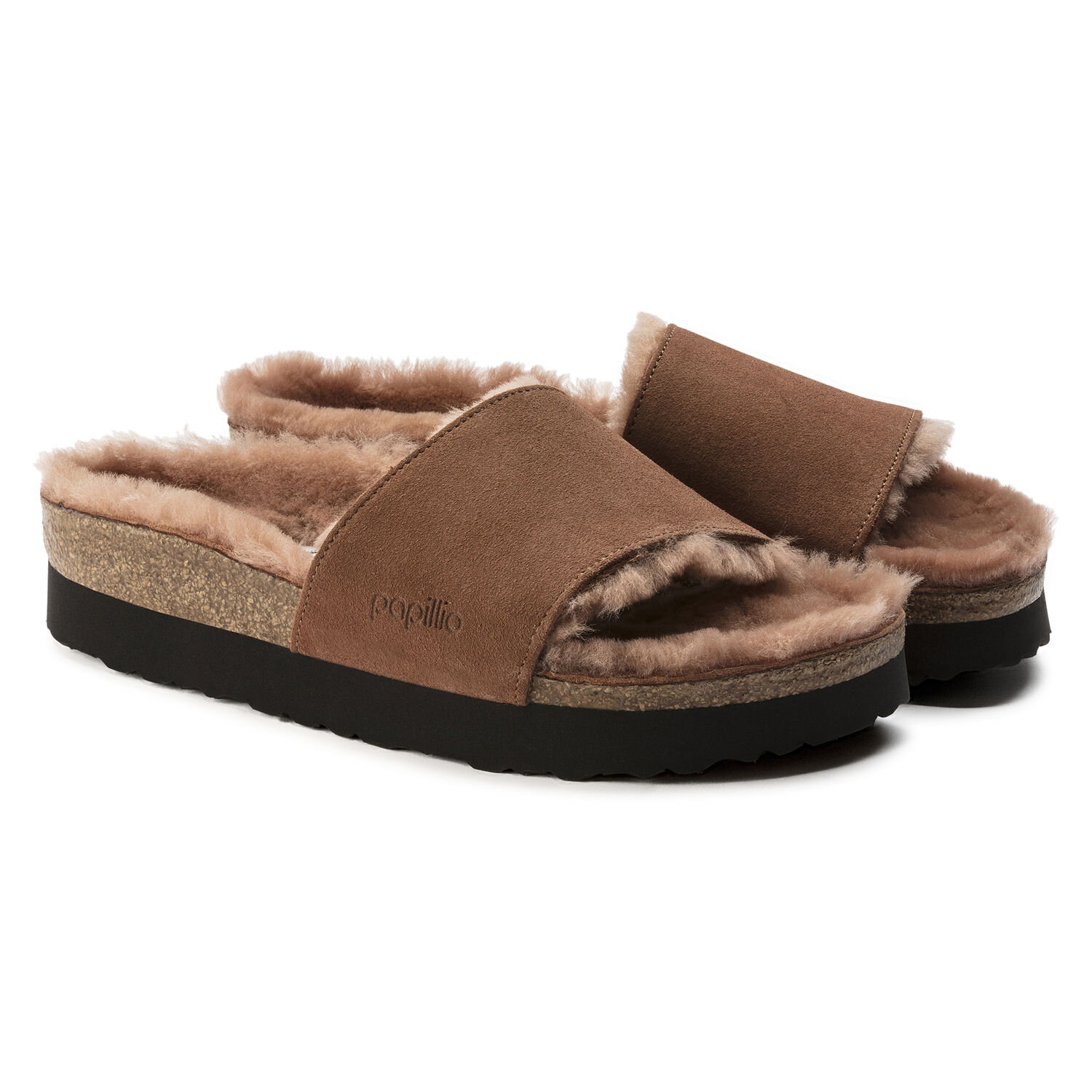 Cora Suede Leather
