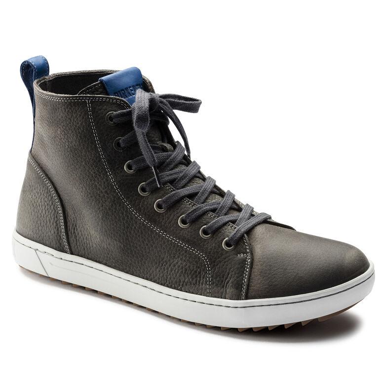 Bartlett Natural Leather Asphalt