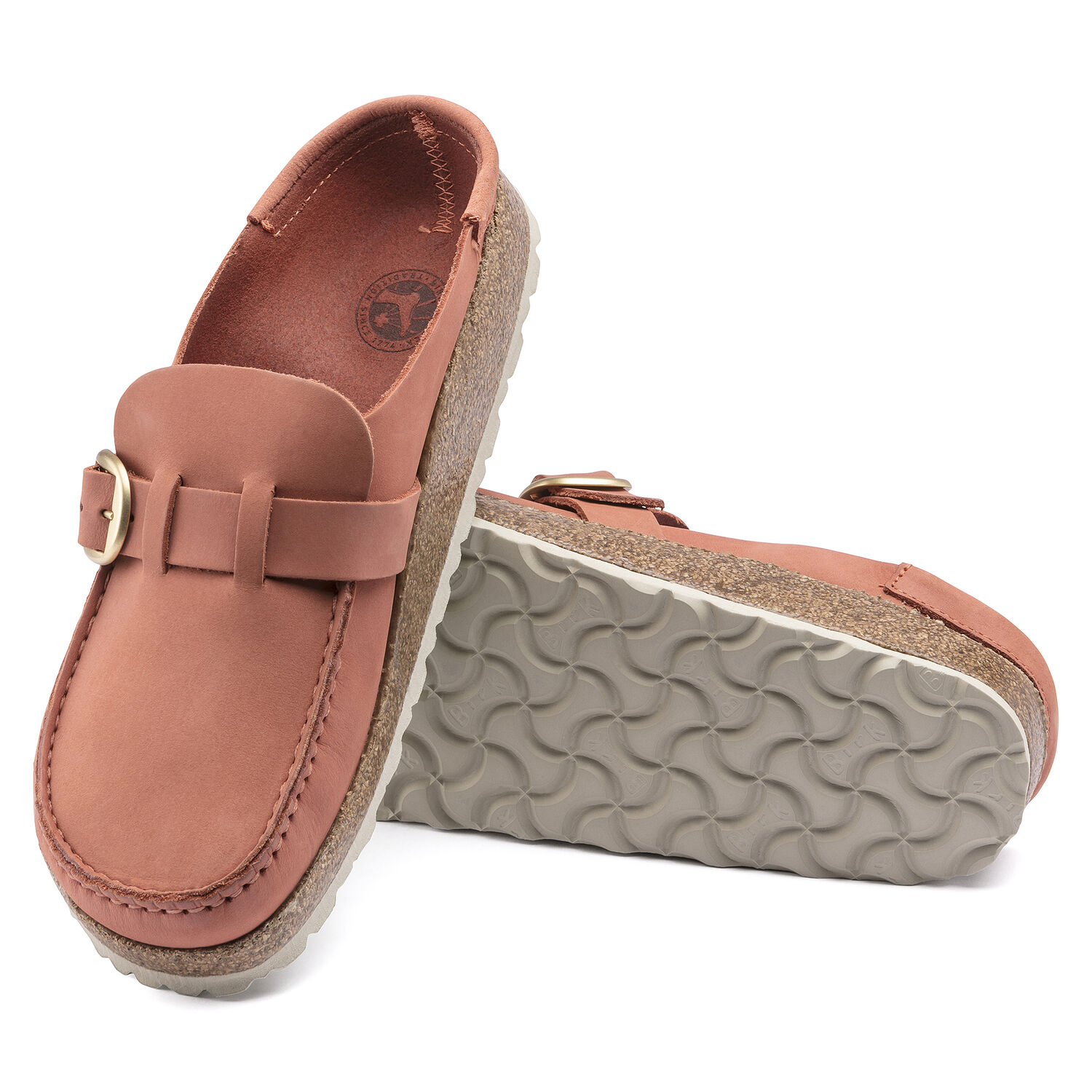 Buckley Nubuck Leather