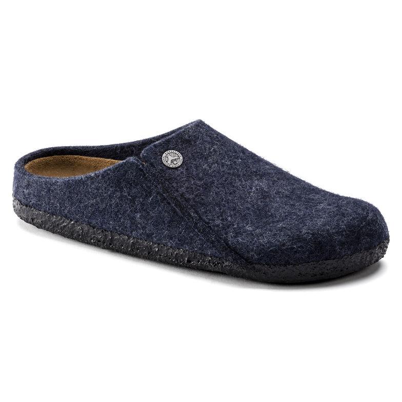 Zermatt Wool Felt Dark Blue