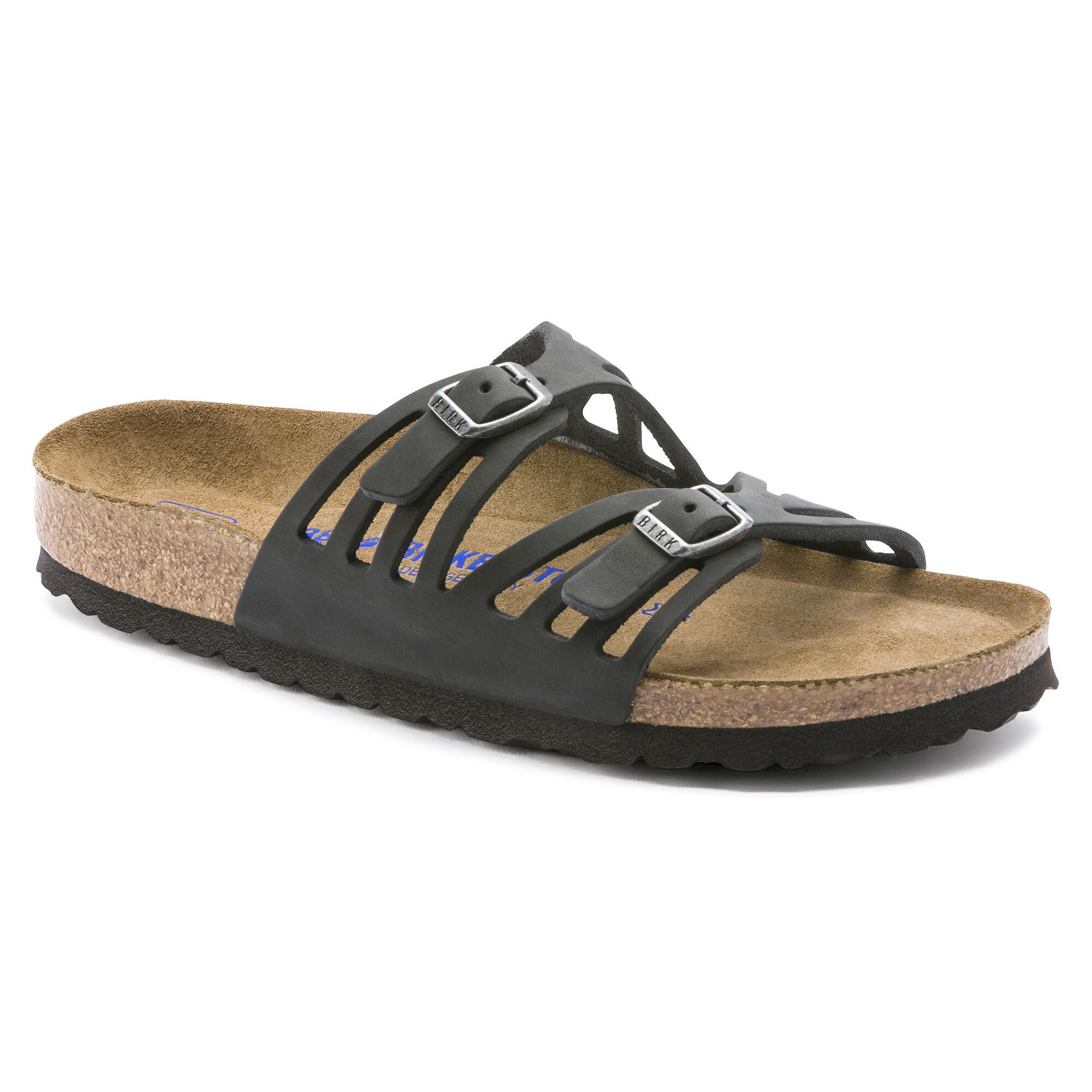 Birkenstock Zapatos Destalonados Arizona Star WarsBirko-Flor®Topo Claro Y Negro KJH7dARI6